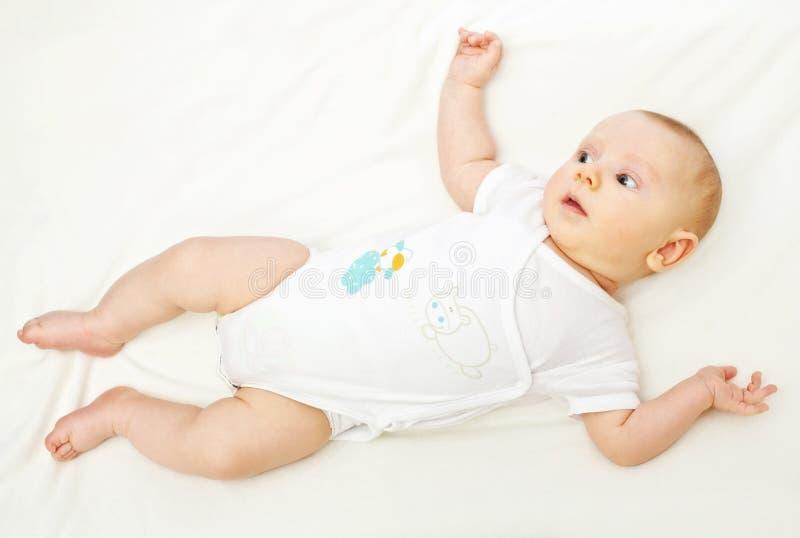 Portrait de bébé image stock