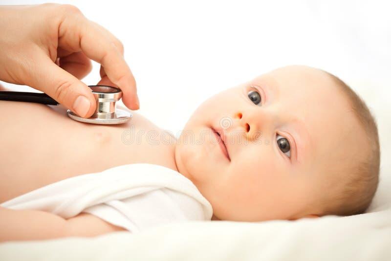 Portrait de bébé photo stock
