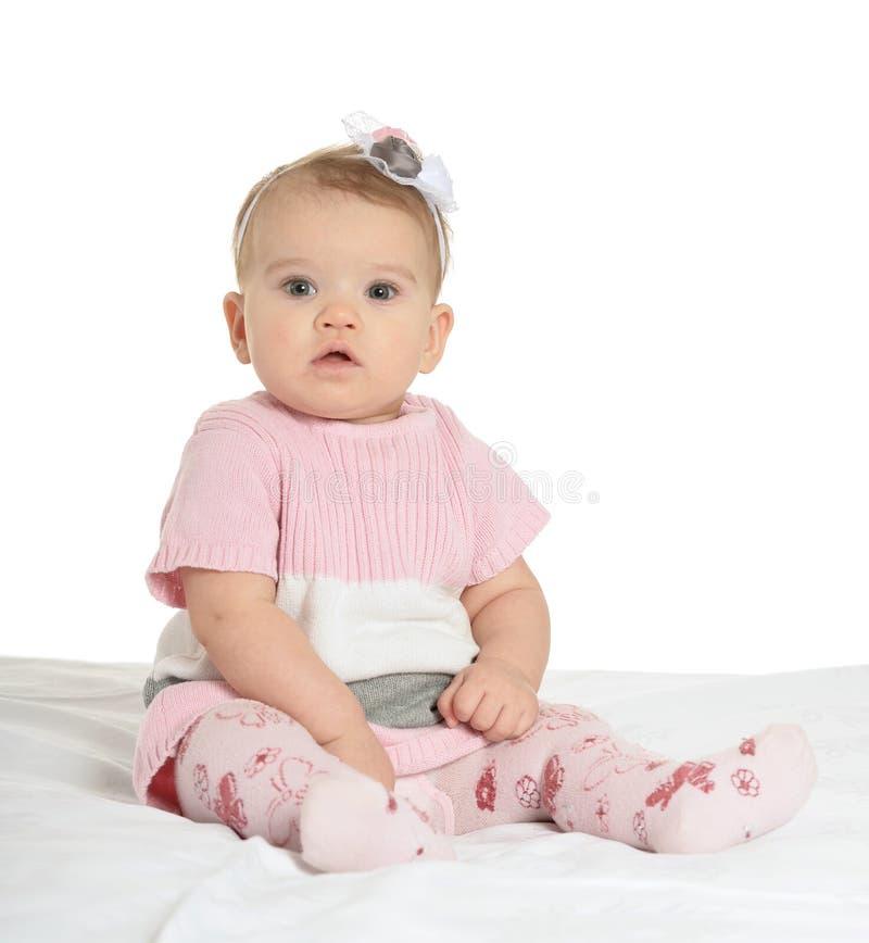 Portrait de bébé adorable photographie stock libre de droits
