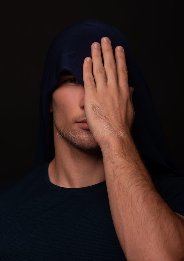 Portrait de bodybuilder images libres de droits