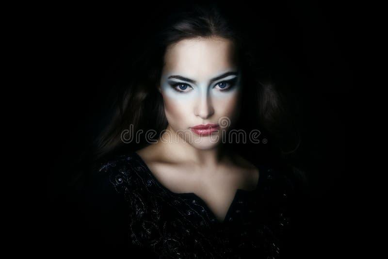 Portrait de femme images stock
