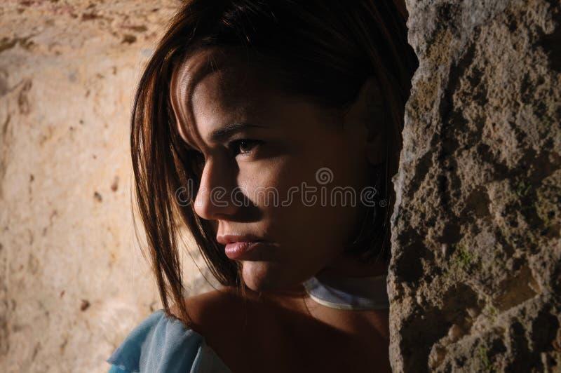 Portrait de femme photo libre de droits
