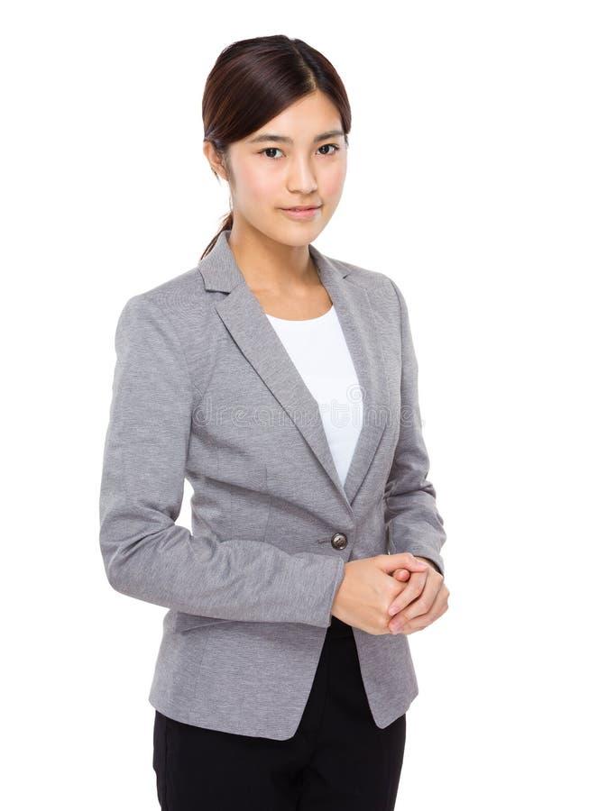 Download Portrait De Femme D'affaires Image stock - Image du asie, verticale: 45365491