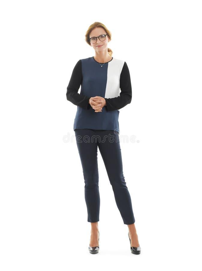 Portrait de femme d'affaires photo libre de droits