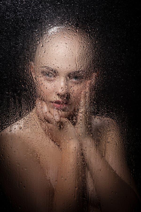 Portrait de fille photographie stock libre de droits