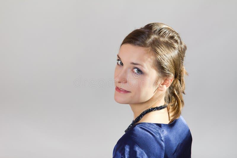 Portrait de jeune femme d'affaires photos libres de droits