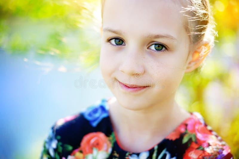 Portrait de jeune fille photos libres de droits