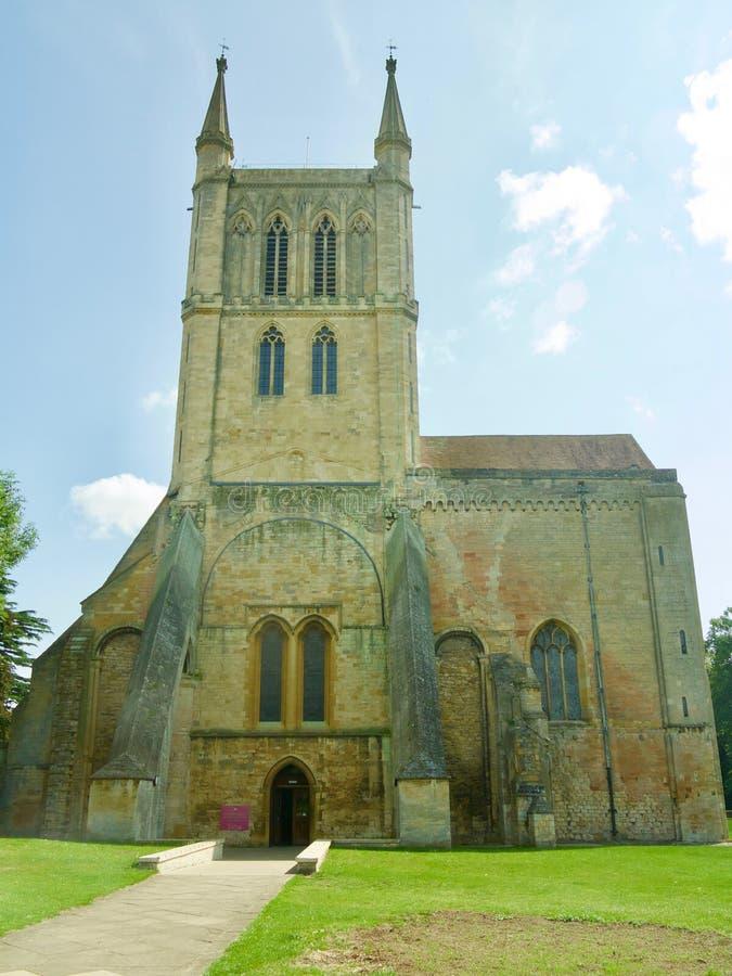 Portrait de l'abbaye photo libre de droits