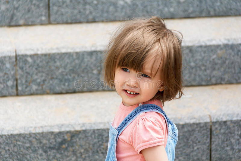Portrait des Babys lizenzfreie stockfotografie