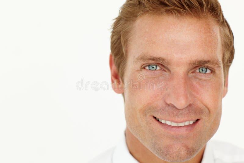 Portrait des Geschäftsmannes lizenzfreies stockfoto