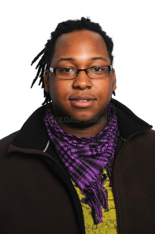 Download Portrait Des Jungen Afroamerikaner-Mannes Stockbild - Bild von schwarzes, portrait: 9089259
