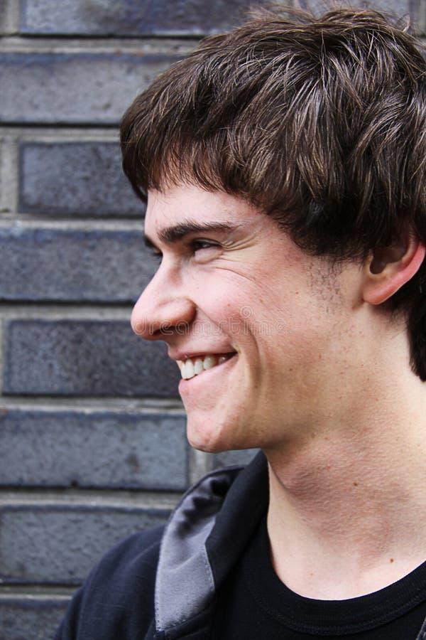 Portrait des jungen Mannes 2 stockfotos