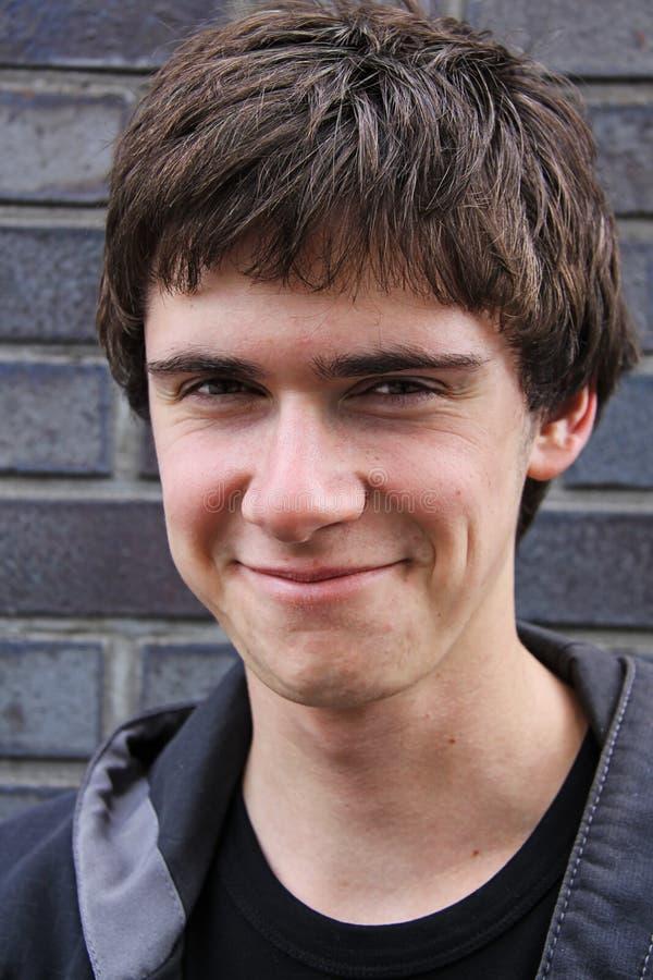 Portrait des jungen Mannes 3 lizenzfreie stockbilder