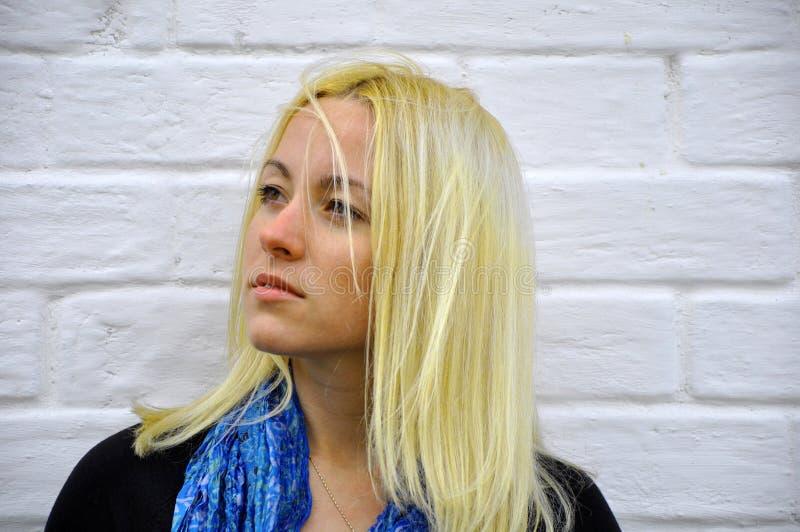 Portrait des Mädchens lizenzfreie stockfotos