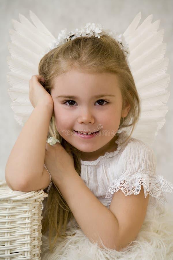 Portrait des Mädchens 4 lizenzfreies stockbild