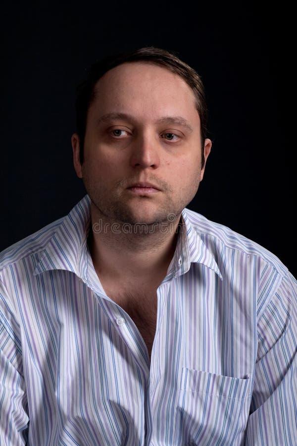Portrait des Mannes lizenzfreies stockbild