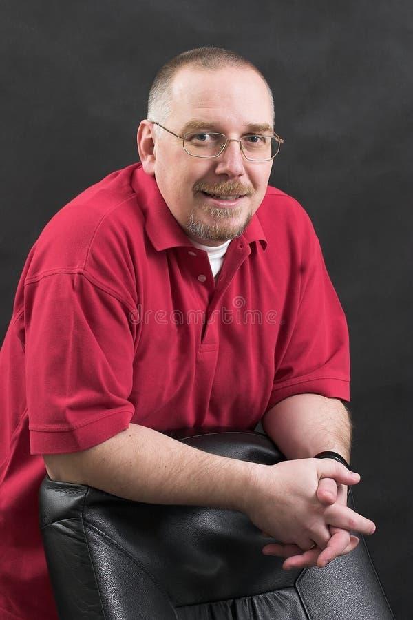 Portrait des Mannes lizenzfreie stockbilder
