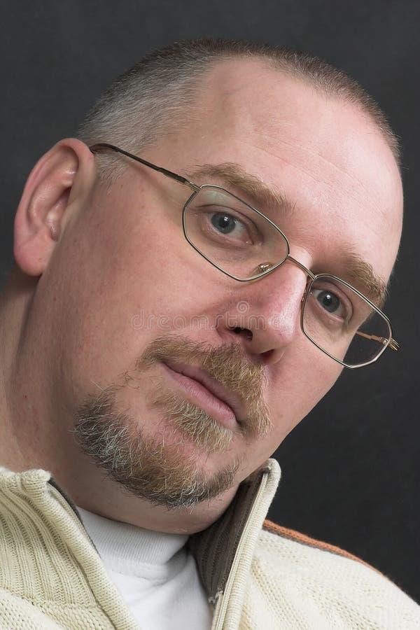Portrait des Mannes lizenzfreies stockfoto