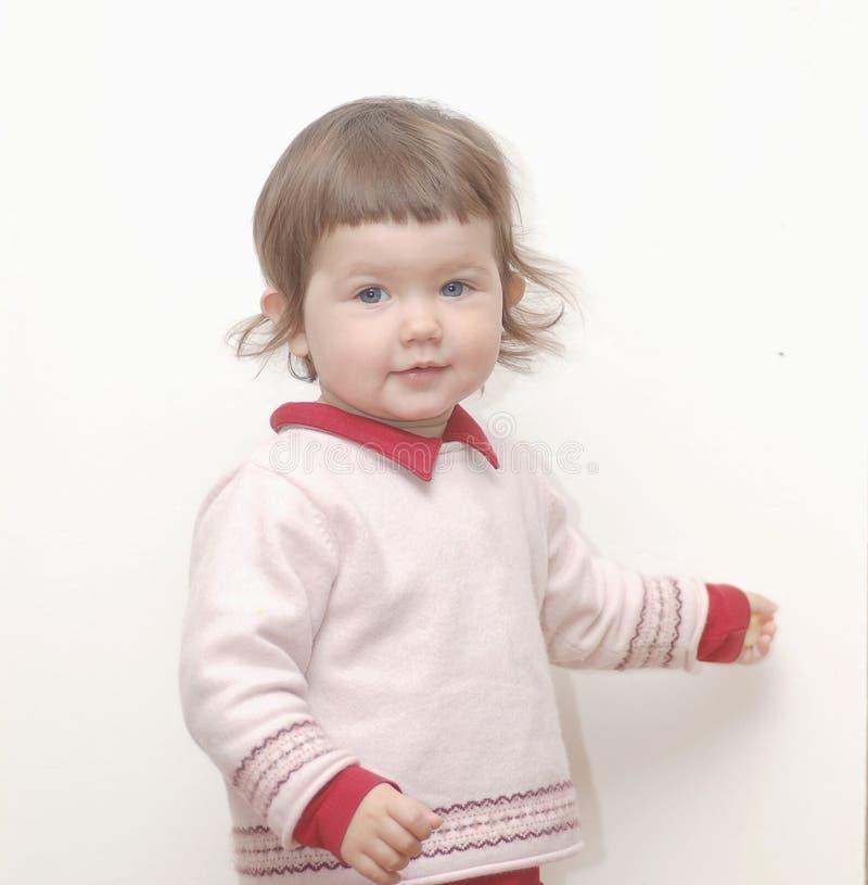 Portrait des Schätzchens lizenzfreie stockbilder