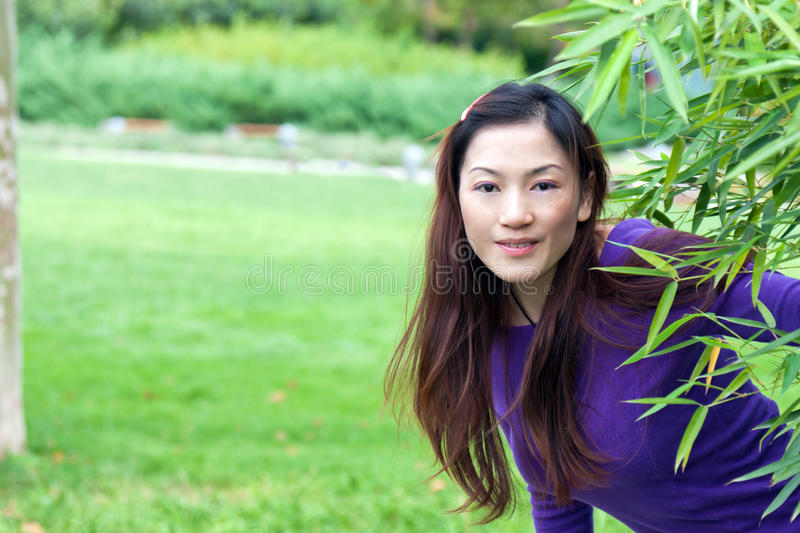 Download Portrait Of The East Asian Woman Stock Photo - Image: 21482298