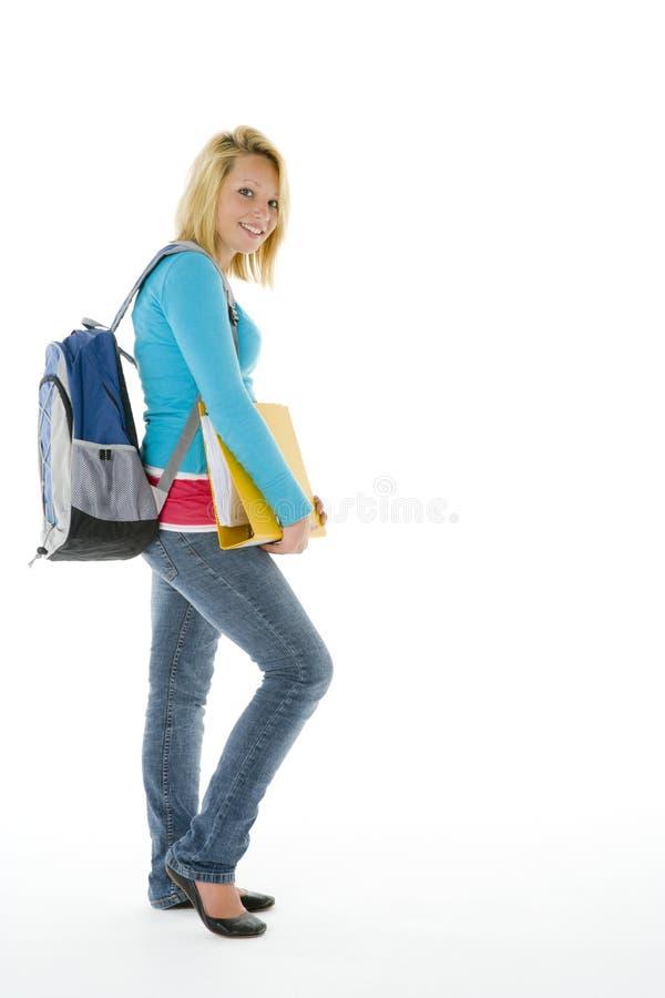 Portrait einer Jugendlichen lizenzfreies stockfoto