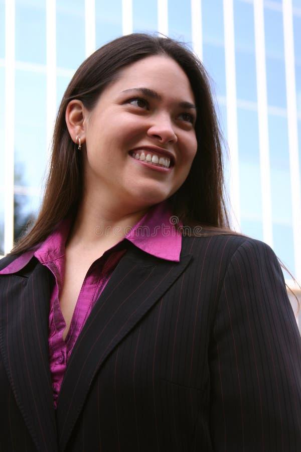 Portrait eines Fachmannes lizenzfreies stockfoto