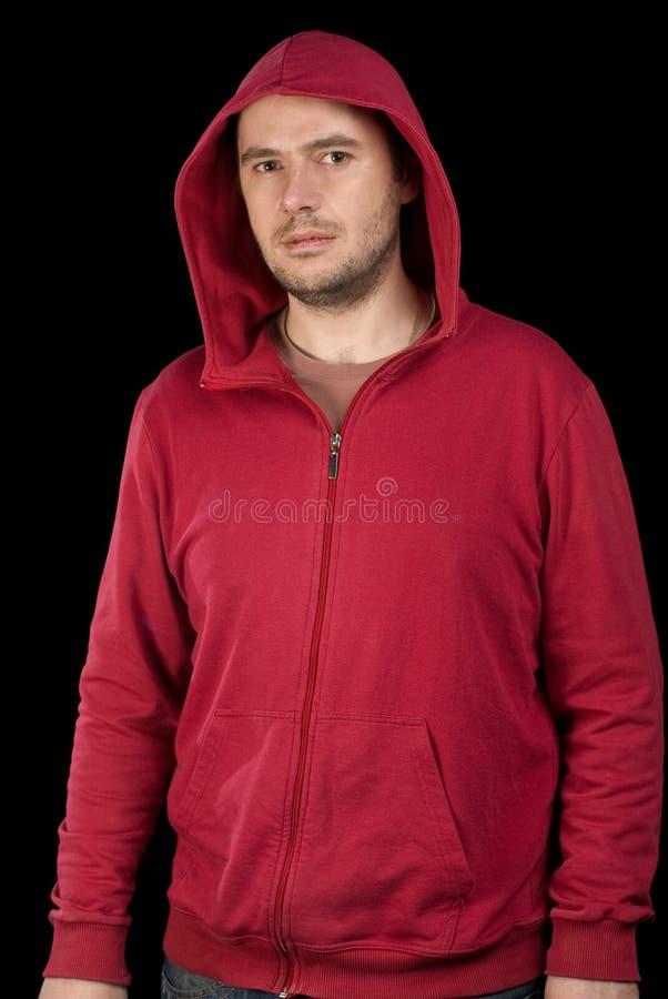 Portrait eines jungen Mannes lizenzfreies stockbild