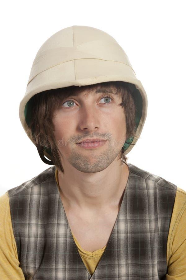 Download Portrait Eines Jungen Mannes Stockbild - Bild von beweglich, reizvoll: 27735617