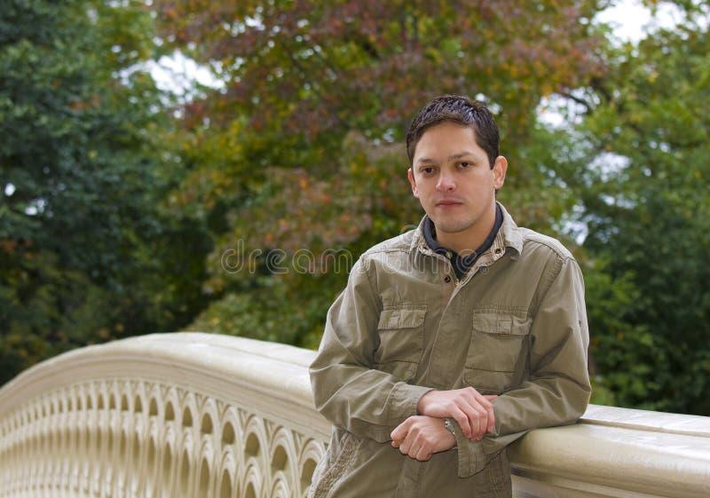 Portrait eines Kerls lizenzfreies stockbild