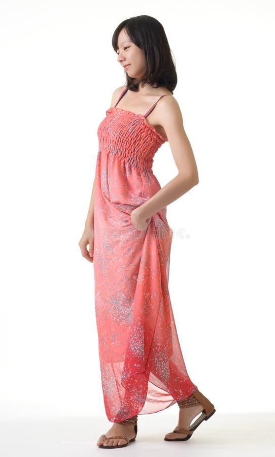 Download Portrait of elegant girl stock image. Image of body, isolated - 14860747