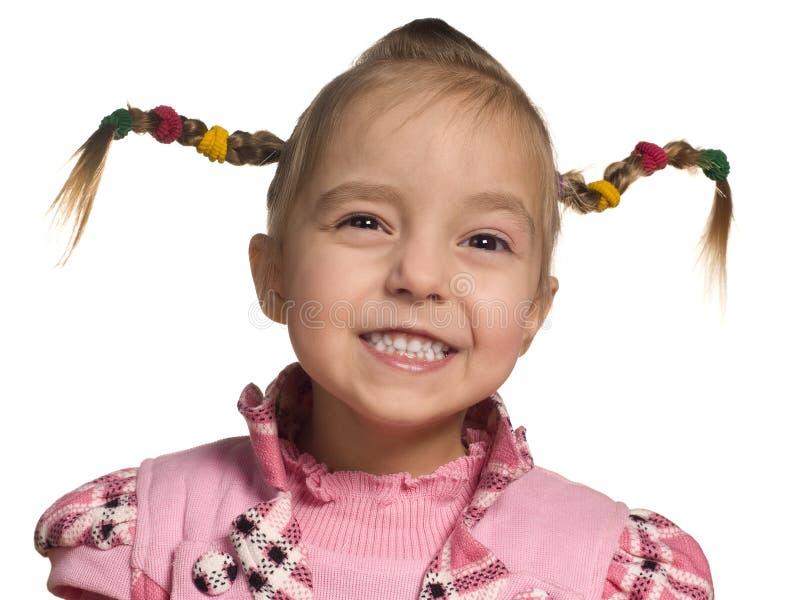 Download Portrait Of Emotionally Kid Stock Image - Image: 13311745