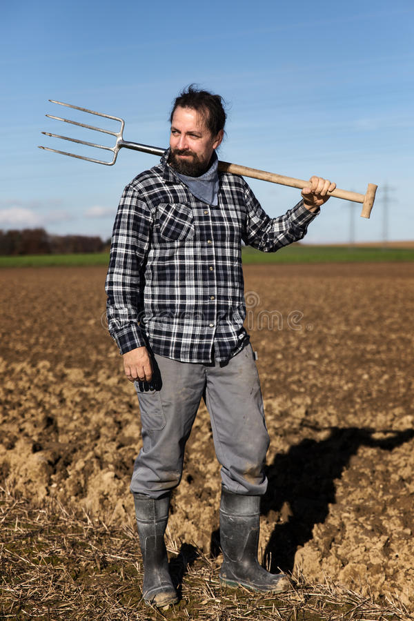 Farming Pitchfork