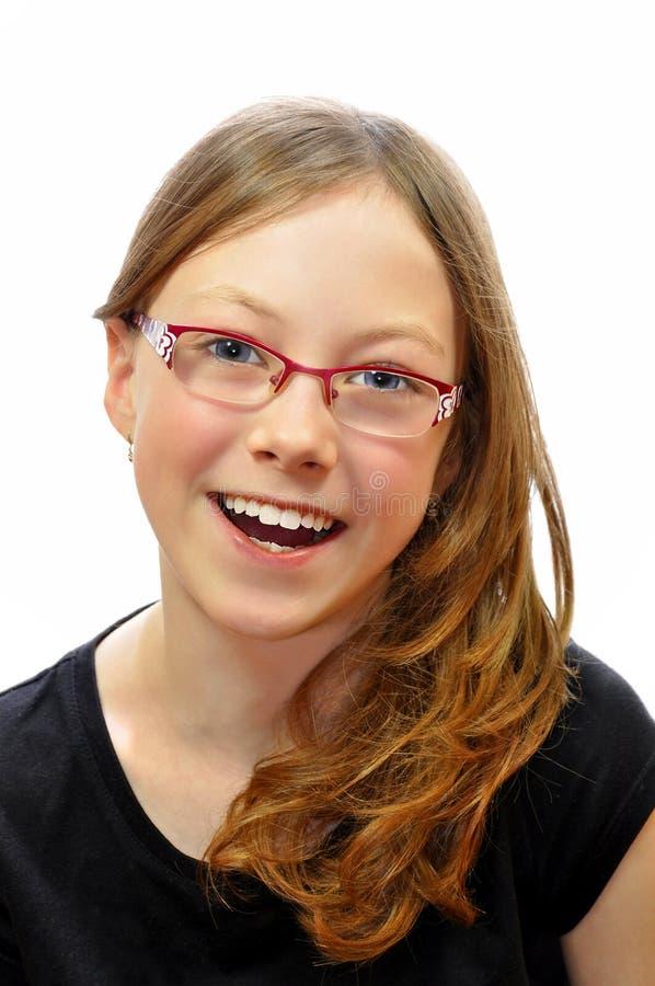 Download Portrait  girl stock image. Image of head, innocence - 23445809