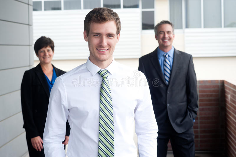 Download Portrait Of A Handsome Young Businessman Stock Photo - Image: 33228970