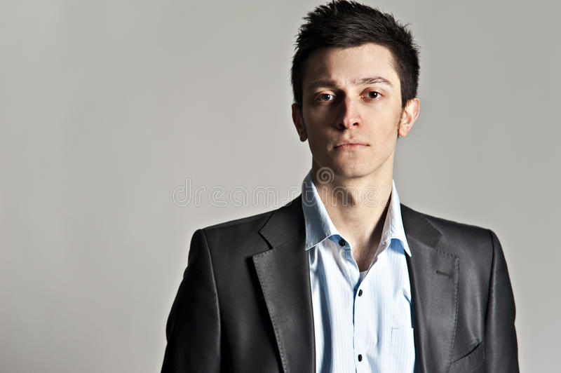 Download Portrait Of A Handsome Young Man Royalty Free Stock Image - Image: 18630756