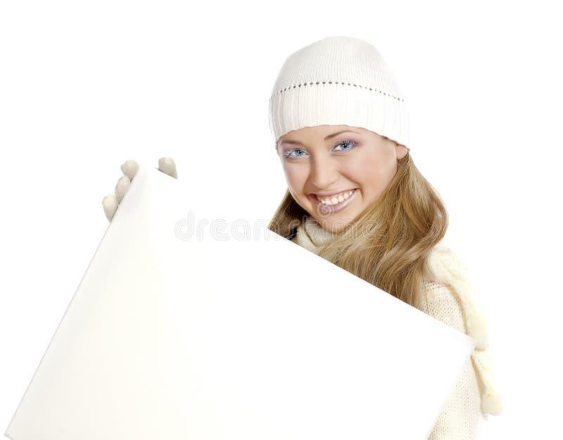 Portrait happy girl royalty free stock image