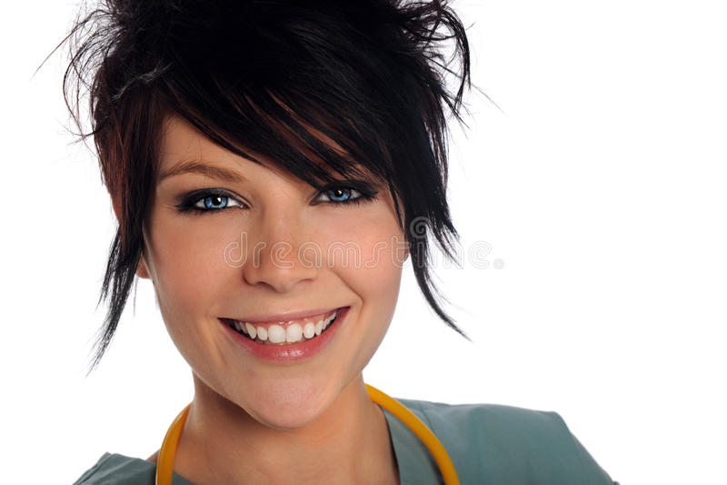 Portrait of Health Care Professional stock images