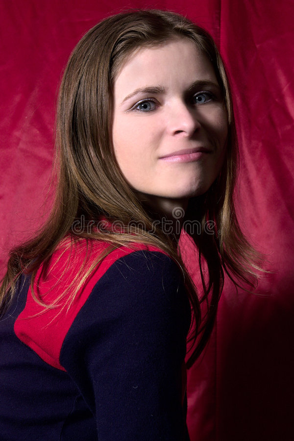 Free Portrait In Shadow Stock Photos - 2013023