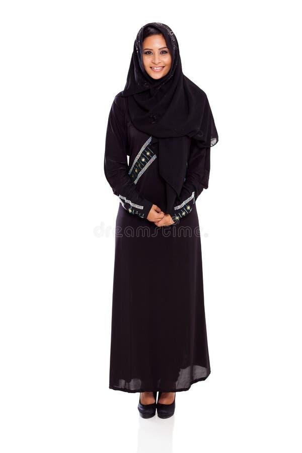Jeune femme musulmane photo libre de droits