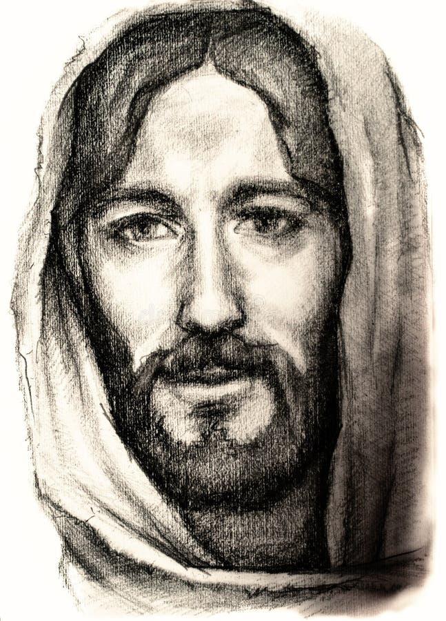 jesus christ of nazareth stock illustration illustration of