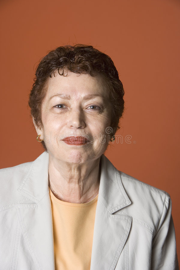 Portrait of Latino woman royalty free stock photography
