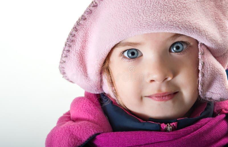 Download Portrait of little girl stock photo. Image of girl, portrait - 22235476