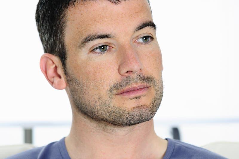 Download Portrait man stock image. Image of face, lifestyle, model - 25542925