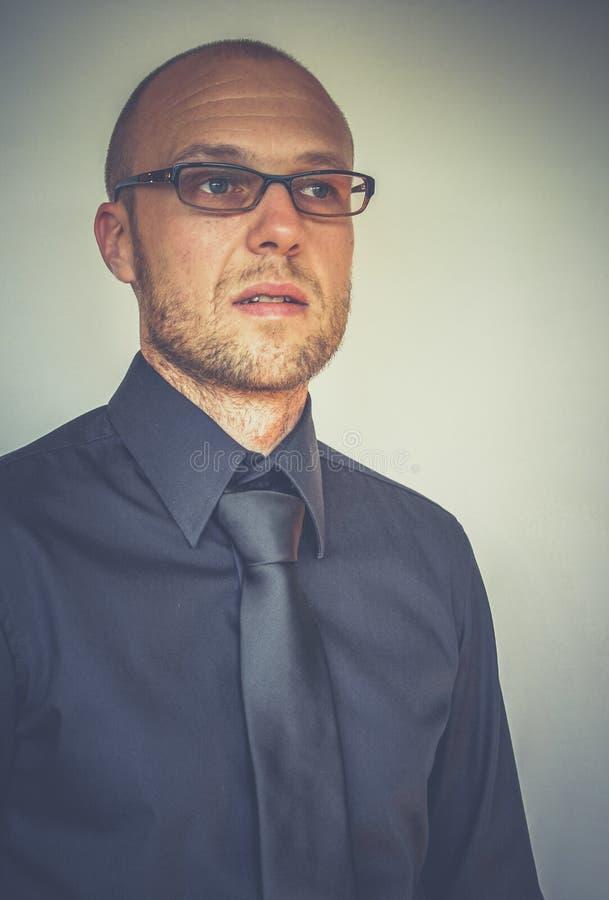 Portrait Of Man With Tie Free Public Domain Cc0 Image
