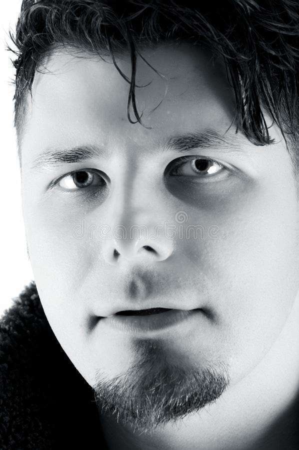 Portrait masculin photos libres de droits