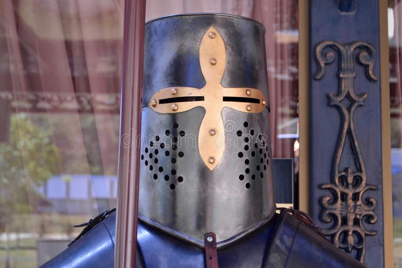 Portrait medieval fotografia de stock royalty free