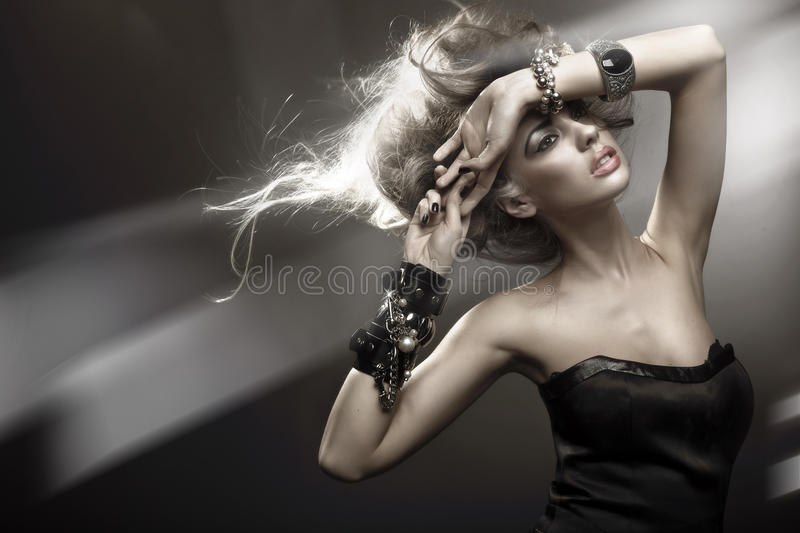 Download Portrait Of A Modern Woman Royalty Free Stock Photos - Image: 23623848
