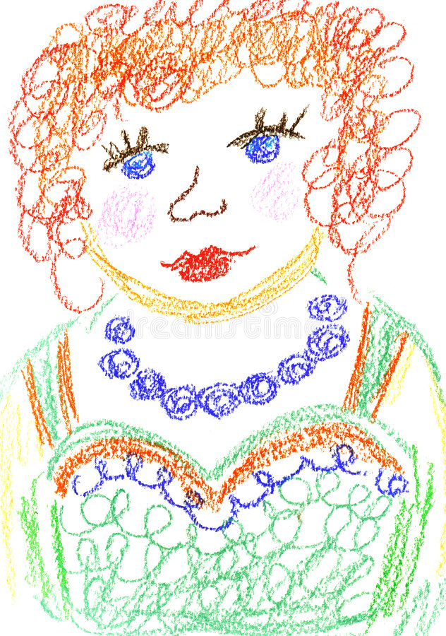Free Portrait My Mummy Royalty Free Stock Image - 8879956
