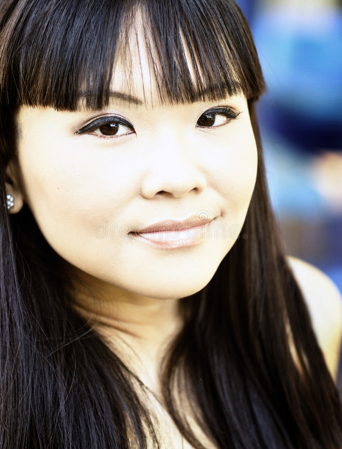 Free Portrait Of A Fresh Faced Beauty Stock Images - 6271534