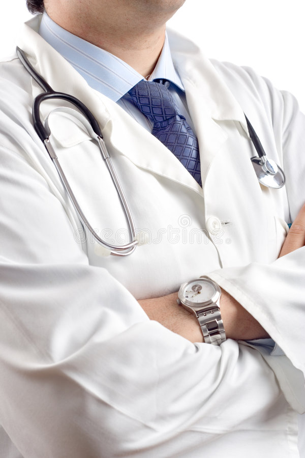 Free Portrait Of A General Hospital Doctor Royalty Free Stock Images - 1681259